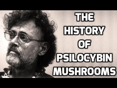 Terence McKenna: The History of Psilocybin Mushrooms
