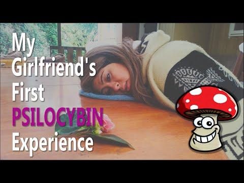 My Girlfriend's First MAGIC MUSHROOM Experience | Documentary