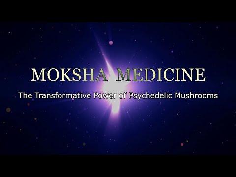 Moksha Medicine: The Transformative Power of Psychedelic Mushrooms – psilocybin documentary
