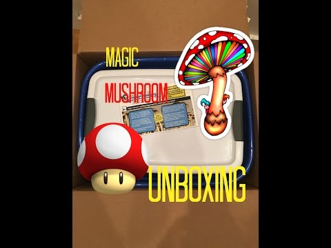 Midwest Ultimate Magic Mushroom Grow Kit Unboxing and Review