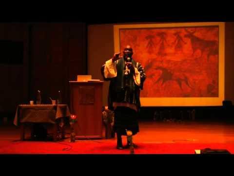 "20-30Grams Mushroom Doses ~ Kilindi iyi – African Elder ""Transhumanism & The Magic Mushroom"
