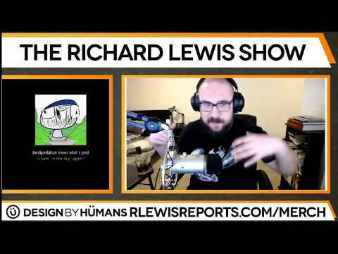 The Richard Lewis Show #91: Chinese Magic Mushrooms