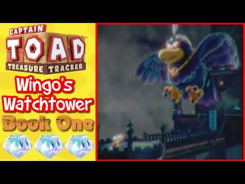 Captain Toad Treasure Tracker – Part 18 | Wingo's Watchtower