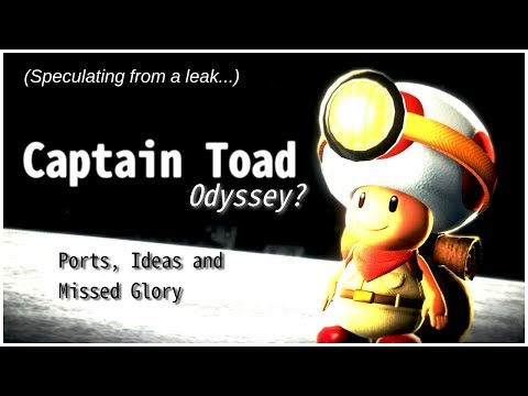 Captain Toad for Nintendo Switch – Speculation & Justification (I guess)
