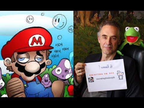 Jordan Peterson – Magic Mushrooms & Religion