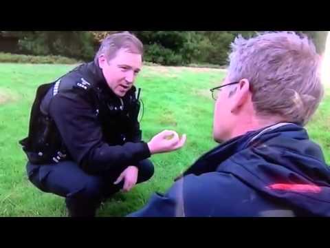 Police Magic Mushroom Squad