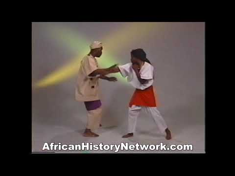 Empty Hands – World of African Martial Arts Intro – Kilindi Iyi