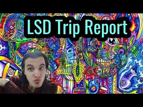 LSD Trip Report | Unconditional Acid Love (DMT, Psilocybin Mushrooms, Psychedelics)