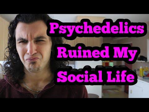 Psychedelics Ruined My Social Life | DMT | LSD | Magic Mushrooms | Psilocybin | Acid | Microdosing