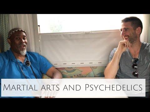 John Vallis #20: Kilindi Iyi – Martial Arts and Psychedelics