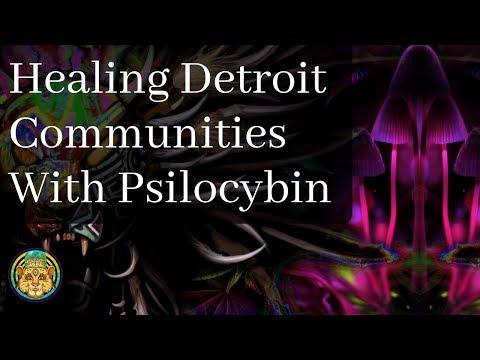 Healing Detroit Communities With Psilocybin  | Baba Moudou Baqui ~ ATTMind 87