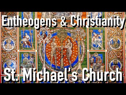 Entheogens & Christianity: Saint Michael's Church of Hildesheim, Germany (Vlog)