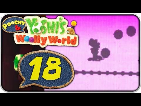 POOCHY & YOSHI'S WOOLLY WORLD Part 18: Gruseliges Spukstoff-Haus
