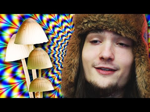 First Time Tripping on Mushrooms