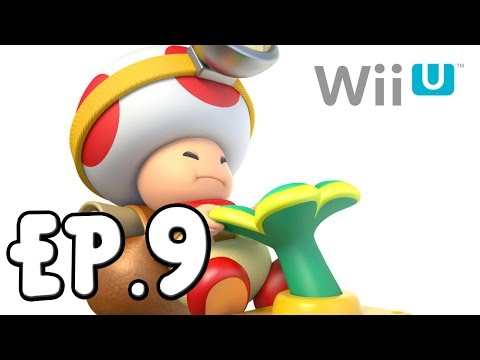 Captain Toad: Treasure Tracker (PARTE 9) Gameplay en Español | DonTomasGamer