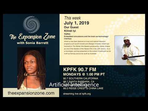 Natural human evolution, hallucinating reality and advancing technology  – Guest Kilindi Iyi