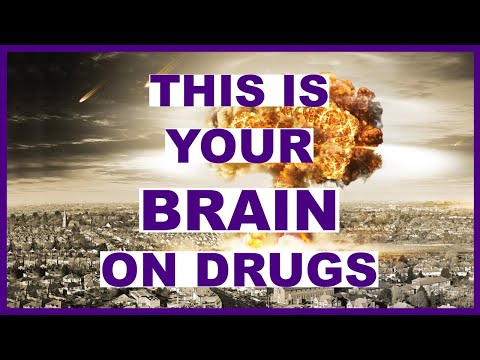 THIS IS YOUR BRAIN ON DRUGS – WHAT ACTUALLY HAPPENS CHEMICALLY WHEN YOU TAKE PSYCHEDELICS