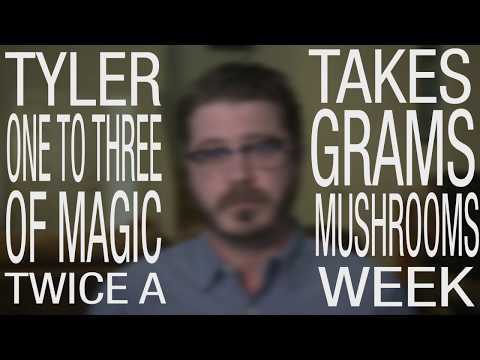 The filmmaker using magic mushrooms to treat his incredibly painful cluster headaches | Newshub